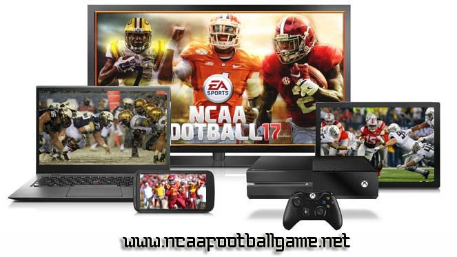NCAA Football Games Live Stream